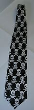 Skull Totenkopf - Jolly Roger - Alchemy - Krawatte / Tie - Neu - Pirat - Skulls