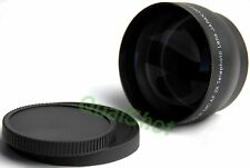 52mm Telephoto Lens 2X Tele for Pentax K10D K110D K100D