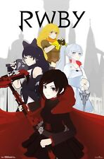 RWBY - CHARACTERS POSTER - 22x34 - 15407