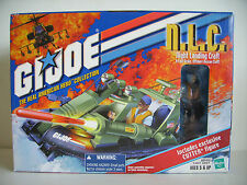 GI JOE Collector's Special Edition Night Landing Craft NLC w/ Cutter Figure