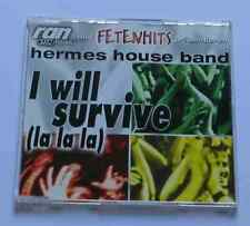 HERMES HOUSE BAND --- I WILL SURVIVE CD MCD Extented Version
