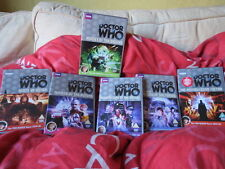 Doctor Who - DVD joblot - DVD collection - Factor -Planet - 30 - daleks - autons