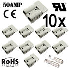 Premium Exterior 10X 50AMP Anderson Plug Style Connector DC Power 12-24V