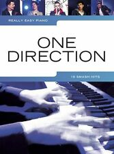 Really Easy Piano One Direction Learn to Play ANOTHER WORLD Beginner Music Book