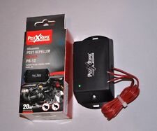 PR-12.1Ultrasonic Pest Repeller for car, vehicles, trucks.12V-DC.Humane method!