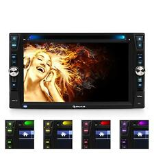 DVD MONICEIVER BLUETOOTH AUTORADIO TOUCHSCREEN MP3 CD PLAYER USB SD TV RDS 2DIN
