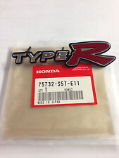Genuine Honda Civic Type R Insignia de la parrilla 2001-2005