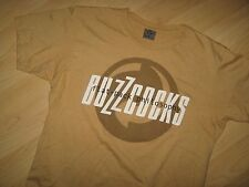 Buzzcocks Tee - 2006 Flat Pack Philosophy Concert Tour Punk Pop Album T Shirt M