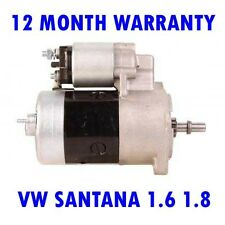 VW SANTANA 1.6 1.8 SALOON 1981 1982 1983 1984 REMANUFACTURED STARTER MOTOR