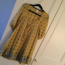 collette dinnigan dress Size M Pure Silk