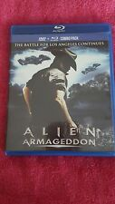 Alien Armageddon (Blu-ray Disc, 2012)