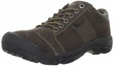 New Mens Keen Austin Shoes Size 9 Color Chocolate Brown