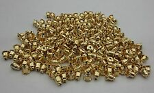 New Free shipping 100pcs Bullet Plug Back Diy Findings Earring Stoppers 6x5mm Y1