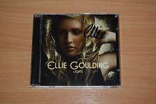 RARE SIGNED ELLIE GOULDING - LIGHTS CD. SUPERB CONDITION