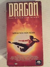 Dragon: The Bruce Lee Story (VHS)