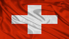 Switzerland National Flag 5x3ft