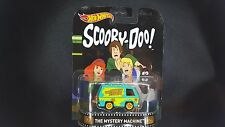 HOT WHEELS RETRO ENTERTAINMENT SCOOBY DOO MYSTERY MACHINE SAVE 5% WORLDWIDE