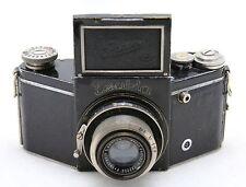 Ihagee Exakta, VP B version 1 ? vintage camera, lens Meyer Gorlitz Primotar 70mm