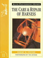 The Care and Repair of Harness' by Robert H Steinke (the book a cust received is