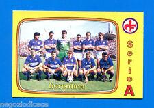 CALCIATORI PANINI 1985-86 - Figurina-Sticker n. 85 - FIORENTINA SQUADRA -Rec