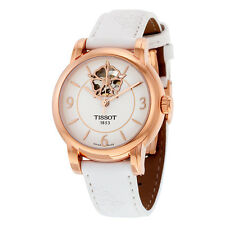 Tissot Lady Heart Rose Gold PVD Stainless Steel Ladies Watch T0502073701704