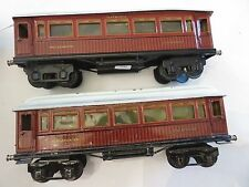 Two Marklin   1 Gauge/Spur 1   Dining and Sleeping with Interior