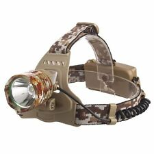 Hot 3000LM LED Headlamp CREE XM-L T6 LED Headlight Camouflage Head Torch 3 Modes