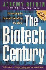 The Biotech Century, Jeremy Rifkin, Good Book