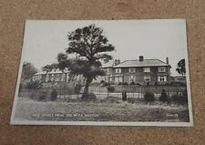 Wigton Cumbria New Houses West Road Council Estate from Wiza Beck posted1948 xc1