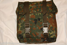 German Flecktarn Harness / Lower Pack - brand new surplus item