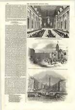 1843 St Patrick's Day Sackville Street Dublin Castle Benevolent Society