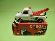 CORGI TOYS  1:76  FORD TRANSIT WRECKER -  BP SERVICE  - IN NEAR MINT  CONDITION