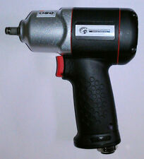 "1/2"" Composite Air Impact Wrench / Rattle Gun NEW 1000 Lb. Ft Super Heavy Duty"