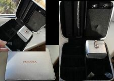 PANDORA JEWELLERY BOX SILVER - limited edition