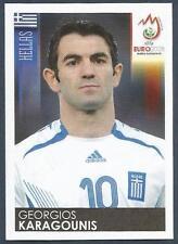PANINI EURO 2008- #376-HELLAS-GREECE-GEORGIOS KARAGOUNIS