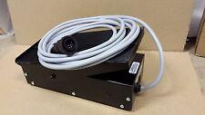 Soldador pedal de pie-para adaptarse EWM y MESSER Tig máquinas con un conector de 14 Pines