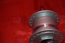 Shimano Nabendynamo Fahrrad DH-3N20 Silber 6 Volt 3 Watt 36 Loch