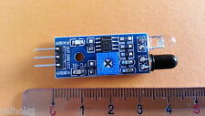 1 Module capteur IR Infrarouge 2 LED (Em + Rec) ARDUINO (env de France) E372