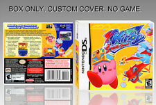 KIRBY SQUEAK SQUAD. FR / ENGLISH. UNOFFICIAL COVER. ORIGINAL BOX. (NO GAME).