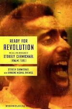 STOKELY CARMICHAEL KWAME TURE READY FOR REVOLUTION 1ST ED HC DJ RARE OOP