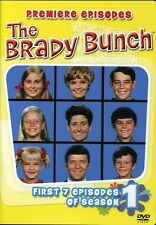 Brady Bunch: First Seven Episodes of Season 1 (2006, DVD NIEUW)