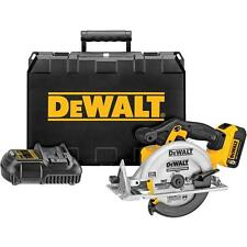 LIMITED SPECIAL!!! NEW- DeWalt DCS391P1 20 V MAX* Lithium Ion CIRCULAR Saw Kit