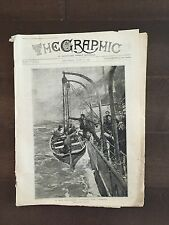 """""""THE GRAPHIC"""" (A Beautifully Illustrated British Weekly Newspaper)-July 1, 1893"""