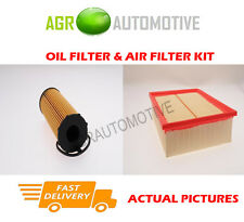 DIESEL SERVICE KIT OIL AIR FILTER FOR AUDI A4 QUATTRO 3.0 204 BHP 2004-08