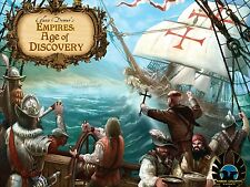 Empires: Age of Discovery: Deluxe Edition (with metal coins)