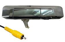 Toyota Tacoma Chrome Tailgate Backup Camera Handle 2005-2014 Color CCD BRAND NEW