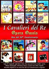 Sigle Tv 8 CD + LIBRO 60 PAGINE CAVALIERI DEL RE OPERA OMNIA BEATLES SIGILLATO