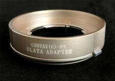 ULATA Lens Mount Adapter Contax G to Fujifilm FX X-Pro1 XE1 X-E2 X-M1 X-A1 CGFU