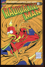 RADIOACTIVE MAN #6 NEAR MINT #1000 ON THE COVER (1st SERIES 1993 BONGO COMICS)