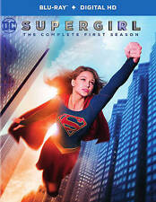 Supergirl Complete First Season 1 Blu-ray NEW Factory Sealed 3 Disk